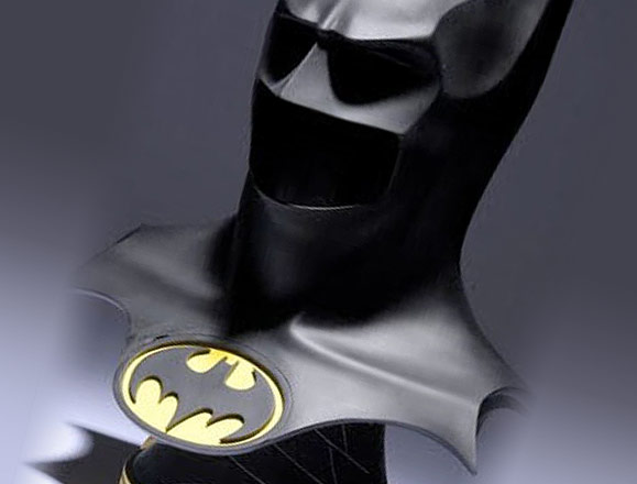 Cinemaquette Presents Batman Returns Cowl