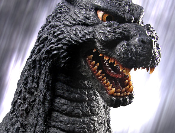 Cinemaquette Presents 1989 Godzilla Bust