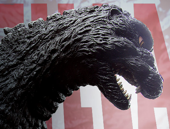 Cinemaquette Presents Kawakita Godzilla