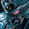 Guyver Dark Hero Bust